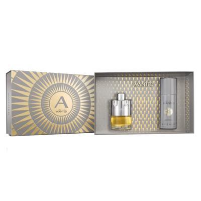 Imagem 1 do produto Wanted Eau de Toilette Azzaro Kit - Perfume Masculino + Miniatura - KIt