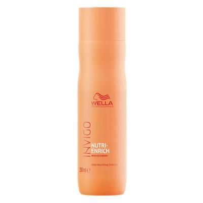 Imagem 2 do produto Wella Professionals Invigo Nutri-Enrich Kit - Shampoo + Condicionador + Wonder Balm - Kit