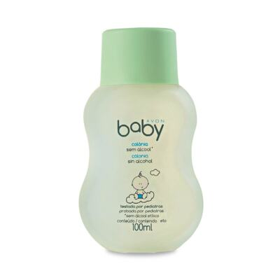 Imagem 2 do produto Kit Avon Baby Limpeza