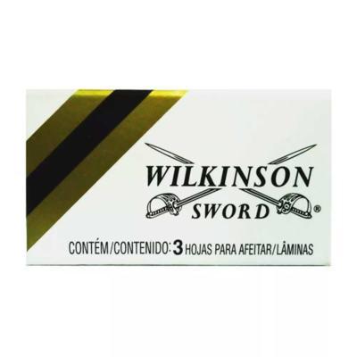 Imagem 1 do produto Lâmina de Barbear Wilkinson Inox 1 unidade