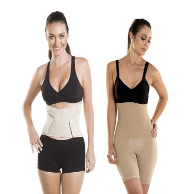 Imagem 11 do produto Shapenow Polishop + Modelador Slim Control Be Emotion - | Shapenow Preto + Slim Control Nude P+P