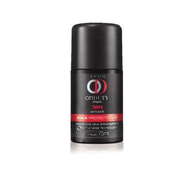 Imagem 1 do produto Desodorante Roll-on On Duty Maxima Proteção Masculino 75ml