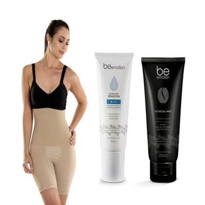 Slim Control + Redutor De Medidas e Gorduras Localizadas Active Lipo Sensation Be Emotion - | Nude G + Sensation + Cell Way