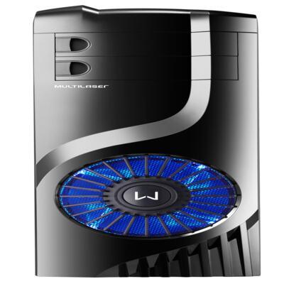 Imagem 2 do produto Gabinete Gamer Storm Multilaser com Cooler Atx - GA132 - GA132