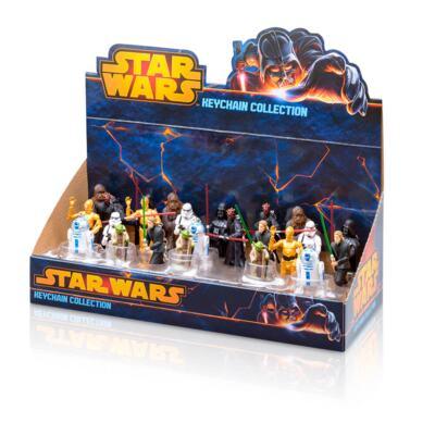 Imagem 1 do produto Chaveiros Star Wars - BR349 - BR349