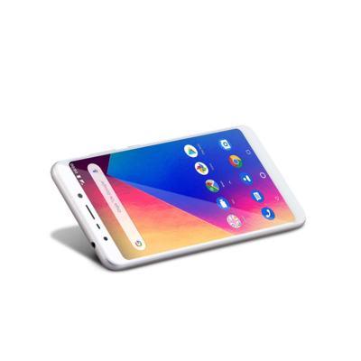 Imagem 5 do produto Smartphone Multilaser Ms60X Plus 2Gb Ram 16Gb Tela 5,7? Android 8.1 Câmera 13Mp+8Mp Dourado/Branco - NB740 - NB740