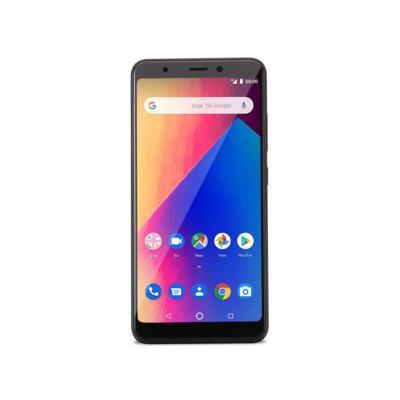Imagem 1 do produto Smartphone Multilaser Ms60X Plus 2Gb Ram 16Gb Tela 5,7? Android 8.1 Câmera 13Mp+8Mp Preto - NB739 - NB739