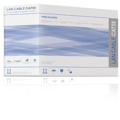 Imagem 1 do produto Cabo de Rede 100M Cat5E Multilaser - WI266 - WI266