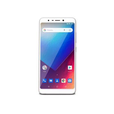 Smartphone Multilaser Ms60X 1Gb Ram 16Gb Tela 5,7? Android 8.1 Câmera 13Mp+8Mp Dourado/Branco - NB738 - NB738