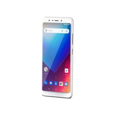 Imagem 3 do produto Smartphone Multilaser Ms60X 1Gb Ram 16Gb Tela 5,7? Android 8.1 Câmera 13Mp+8Mp Dourado/Branco - NB738 - NB738