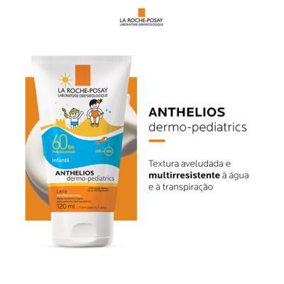 Imagem 5 do produto Anthelios Dermo-Pediatrics FPS 60 La Roche-Posay - Protetor Solar Infantil - 120ml