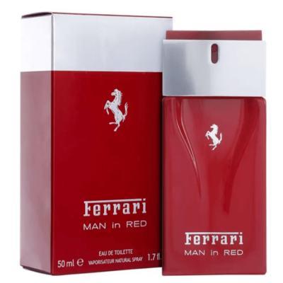 Imagem 2 do produto Perfume Ferrari Man in Red Eau de Toilette Masculino