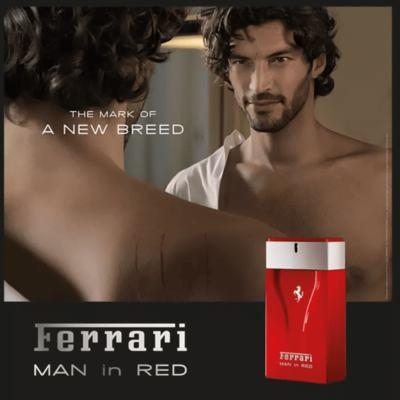 Imagem 3 do produto Perfume Ferrari Man in Red Eau de Toilette Masculino