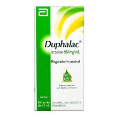 Imagem 1 do produto Duphalac 667mg 10 Sachês de 15ml