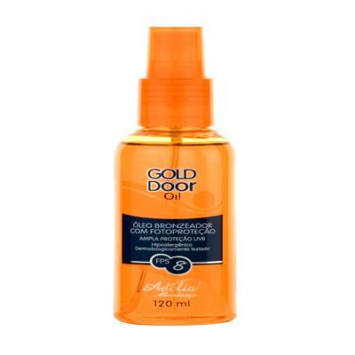 Imagem 1 do produto Gold Door Oil FPS 8 120ml - Óleo Bronzeador com Fotoproteção FPS 8 - 120 ml