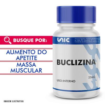Buclizina 25mg - 120 Cápsulas