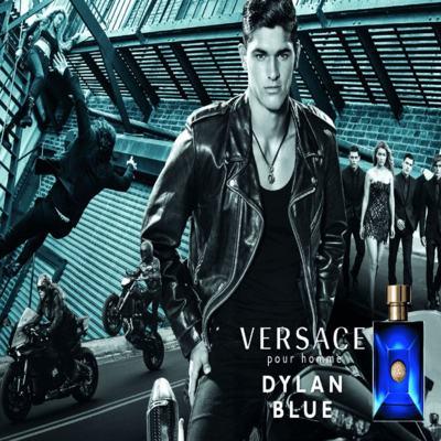 Imagem 3 do produto Perfume Versace Dylan Blue Pour Homme Eau de Toilette Masculino