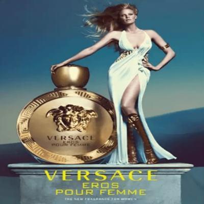 Imagem 7 do produto Versace Eros Pour Femme Versace - Perfume Feminino - Eau de Parfum - 50ml
