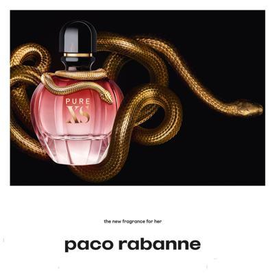 Imagem 4 do produto Pure XS For Her Paco Rabanne - Perfume Feminino Eau de Parfum - 50ml