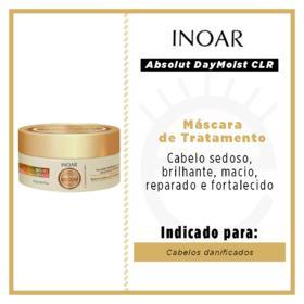 Inoar Absolut DayMoist CLR - Máscara de Tratamento - 250g