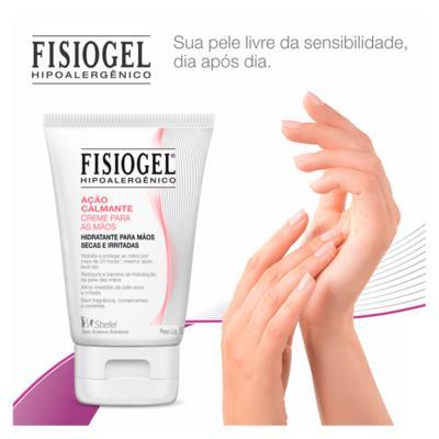Imagem 11 do produto Stiefel Fisiogel Creme para as Mãos - Stiefel Fisiogel Creme para as Mãos 50g