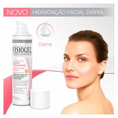 Imagem 12 do produto Creme Facial Diário Fisiogel - Ação Calmante | 40ml