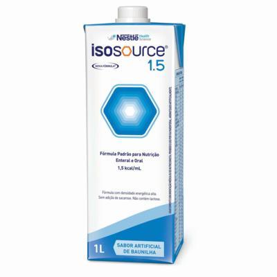 Imagem 1 do produto Isosource 1.5 Baunilha 1L