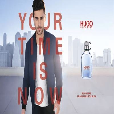 Imagem 4 do produto Hugo Hugo Boss - Perfume Masculino - Eau de Toilette - 75ml