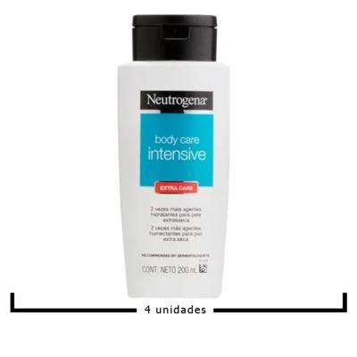 Imagem 2 do produto Leve 4 Pague 3 Hidratantes Corporais Neutrogena Body Care Intensive - Kit