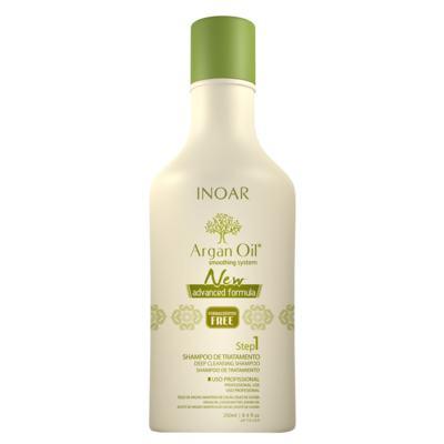 Inoar Argan Oil System New Advanced Formula - Shampoo de Tratamento Copy - 250ml Copy