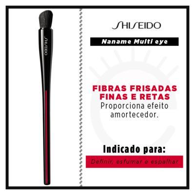 Imagem 2 do produto Pincel para Olhos Shiseido - Naname Multi Face Brush - 1 Un
