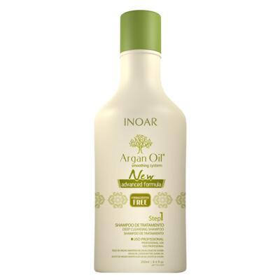 Imagem 1 do produto Inoar Argan Oil System New Advanced Formula - Shampoo de Tratamento Copy - 250ml Copy