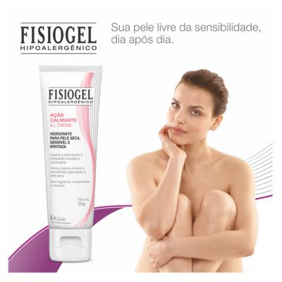 Imagem 5 do produto Creme Hidratante Fisiogel A.I. - 50g