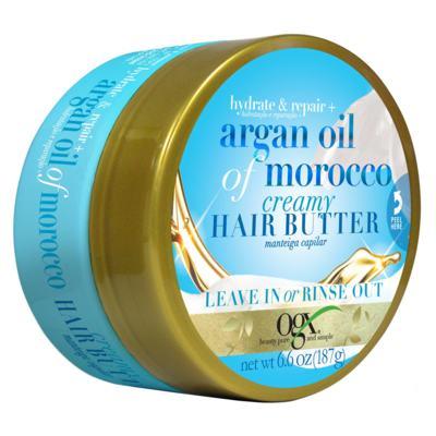 Imagem 2 do produto Hair Butter Argan Oil Of Morocco Ogx - 187g