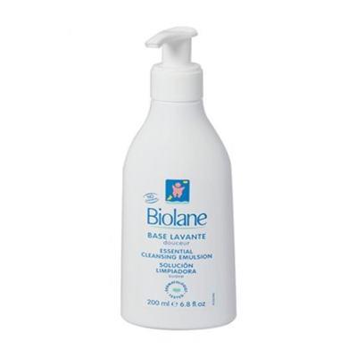 Biolane Essential Cleansing Emulsion Emulsão de Limpeza