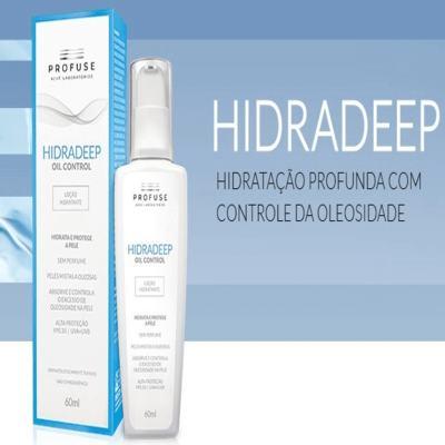 Imagem 2 do produto Profuse Hidradeep Loção Hidratante Oil Control FPS 30