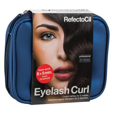 Imagem 1 do produto Kit Permanente de Cílios RefectoCil - Eyelah Curl - 36 Aplicações