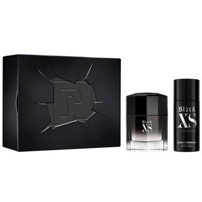 Paco Rabanne Black XS Kit - Perfume Masculino + Desodorante - Kit
