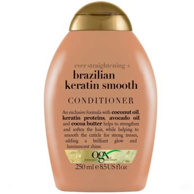Condicionador Ogx  Brazilian Keratin Smooth