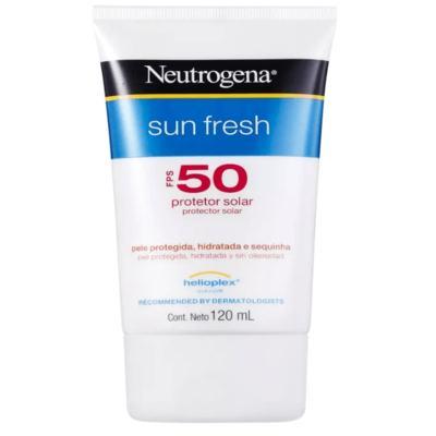 Imagem 1 do produto Protetor Solar Neutrogena Sun Fresh FPS 50