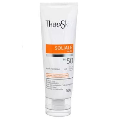 Imagem 1 do produto Theraskin Soliale Loção Protetor Solar FPS 50