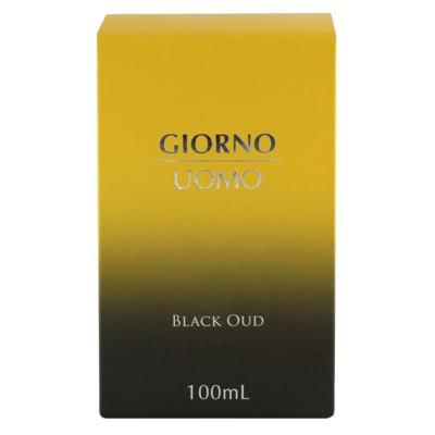 Imagem 2 do produto Black Oud Giorno Uomo Perfume Masculino - Deo Colônia - 100ml