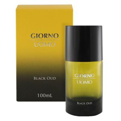 Imagem 3 do produto Black Oud Giorno Uomo Perfume Masculino - Deo Colônia - 100ml