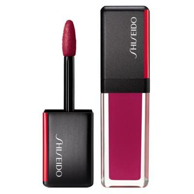 Batom Líquido Shiseido - LacquerInk LipShine - 309 Optic Rose