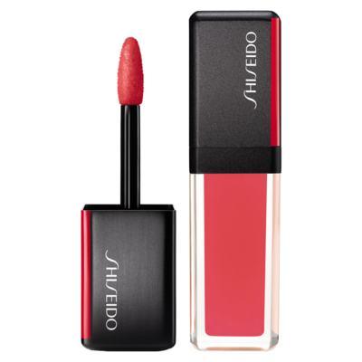 Imagem 1 do produto Batom Líquido Shiseido - LacquerInk LipShine - 306 Coral Spark