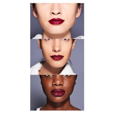 Imagem 4 do produto Batom Líquido Shiseido - LacquerInk LipShine - 308 Patent Plum