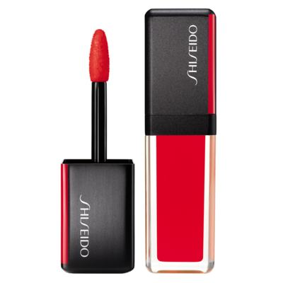 Imagem 1 do produto Batom Líquido Shiseido - LacquerInk LipShine - 305 Red Flicker