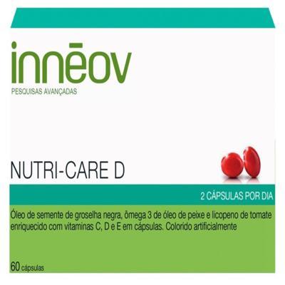 Imagem 1 do produto Inneov Kit Nutri Care D Fortalecedor para Cabelos
