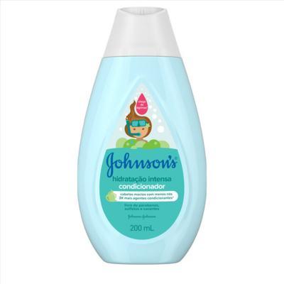Imagem 1 do produto Condicionador Infantil Johnson Hidratação Intensa 200ml