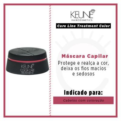 Imagem 2 do produto Keune Care Line Treatment Color - Máscara Capilar - 200ml